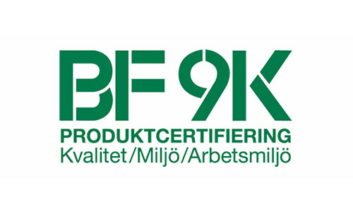 bf9k certification